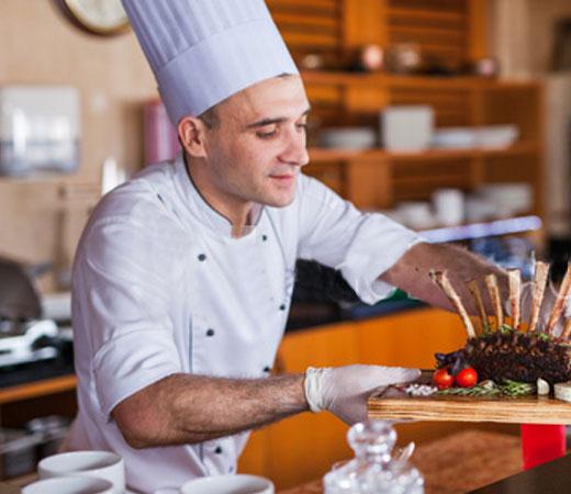 Jardineros, Choferes y Chefs